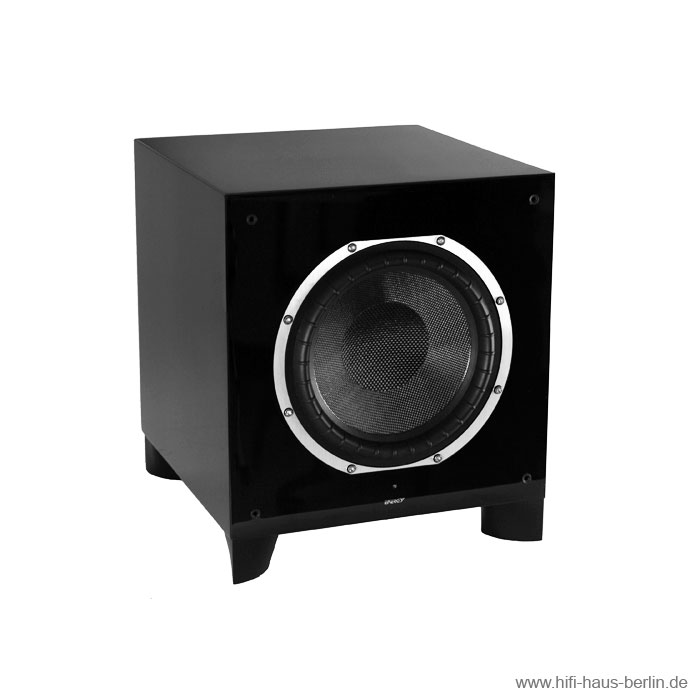 hifi haus berlin energy v sw10 aktiver subwoofer. Black Bedroom Furniture Sets. Home Design Ideas