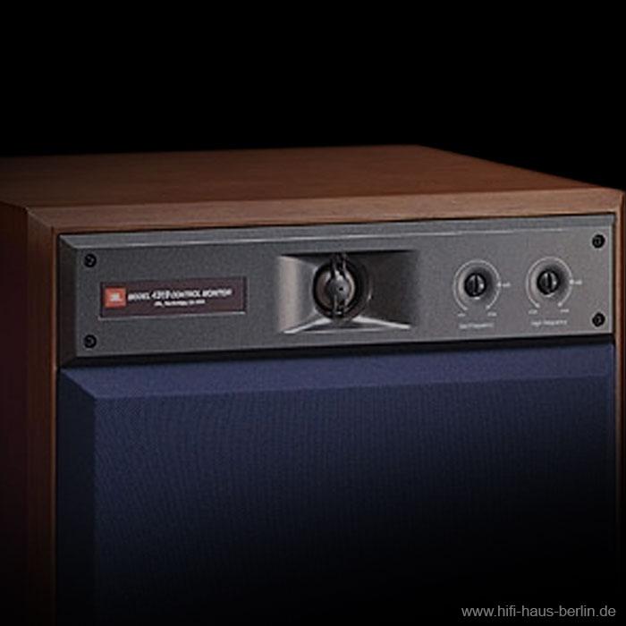 hifi haus berlin lautsprecher jbl studio monitor 4319. Black Bedroom Furniture Sets. Home Design Ideas
