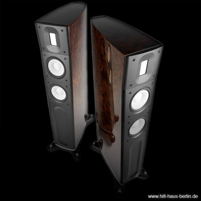 hifi haus berlin high end standlautsprecher raidho. Black Bedroom Furniture Sets. Home Design Ideas